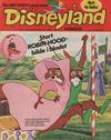 Cover for Disneyland barneblad (Hjemmet / Egmont, 1973 series) #3/1975