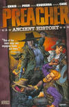 Cover for Preacher (DC, 1996 series) #4 - Ancient History [2005 reprint]