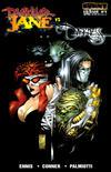 "Cover Thumbnail for Painkiller Jane vs. The Darkness: ""Stripper"" (1997 series) #1 [Silvestri Cover]"
