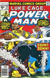 Cover for Power Man (Marvel, 1974 series) #45 [35¢]