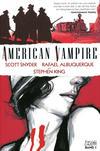Cover for American Vampire (Panini Deutschland, 2010 series) #[1]