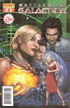 Cover Thumbnail for Battlestar Galactica (2006 series) #0 [Cover A - Steve McNiven art]
