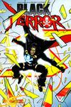 Cover Thumbnail for Black Terror (2008 series) #8 [Stephen Sadowski Cover]