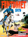 Cover for Fantomet årsalbum (Semic, 1977 series) #1979