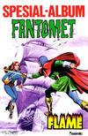 Cover for Fantomet Spesialalbum Flame (Semic, 1980 series)