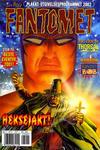 Cover for Fantomet (Hjemmet / Egmont, 1998 series) #1/2002
