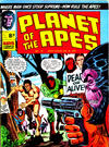 Cover for Planet of the Apes (Marvel UK, 1974 series) #14