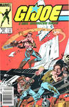 Cover Thumbnail for G.I. Joe, A Real American Hero (1982 series) #30 [Newsstand Edition]