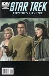 Cover Thumbnail for Star Trek: Captain's Log: Pike (2010 series) #[nn] [Retailer Incentive Photo Cover]