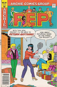 Cover Thumbnail for Pep (Archie, 1960 series) #361