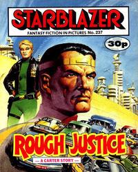 Cover Thumbnail for Starblazer (D.C. Thomson, 1979 series) #237
