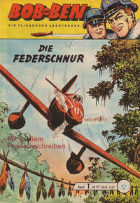 Cover Thumbnail for Bob und Ben (Lehning, 1963 series) #1