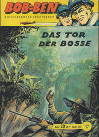 Cover Thumbnail for Bob und Ben (Lehning, 1963 series) #20