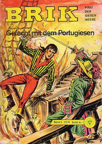 Cover Thumbnail for Brik (Lehning, 1962 series) #2