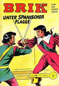 Cover Thumbnail for Brik (Lehning, 1962 series) #28