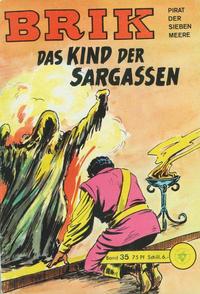 Cover Thumbnail for Brik (Lehning, 1962 series) #35