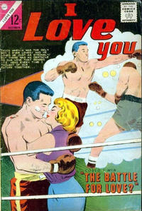 Cover Thumbnail for I Love You (Charlton, 1955 series) #54