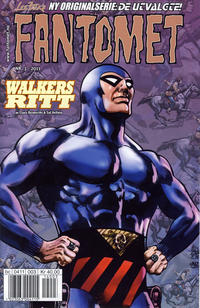Cover Thumbnail for Fantomet (Hjemmet / Egmont, 1998 series) #3/2011