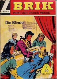 Cover Thumbnail for Brik (Lehning, 1962 series) #49