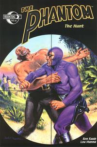 Cover Thumbnail for The Phantom: The Hunt (Moonstone, 2003 series)