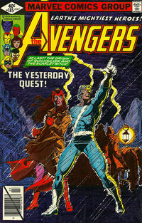 Cover Thumbnail for The Avengers (Marvel, 1963 series) #185 [Direct Edition]