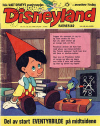 Cover Thumbnail for Disneyland barneblad (Hjemmet / Egmont, 1973 series) #15/1975