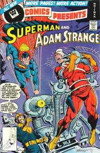 Cover Thumbnail for DC Comics Presents (DC, 1978 series) #3 [Whitman cover]
