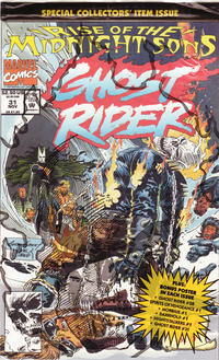 Cover Thumbnail for Ghost Rider (Marvel, 1990 series) #31 [Direct Edition]