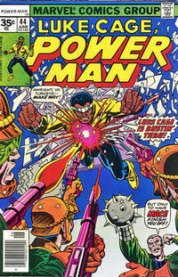 Cover Thumbnail for Power Man (Marvel, 1974 series) #44 [35¢ edition]