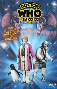 Cover Thumbnail for Doctor Who Classics TPB (IDW, 2008 series) #3