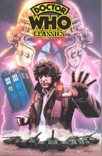 Cover Thumbnail for Doctor Who Classics TPB (IDW, 2008 series) #1