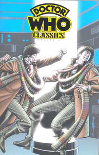 Cover for Doctor Who Classics TPB (IDW, 2008 series) #2