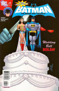 Cover Thumbnail for The All-New Batman: The Brave and the Bold (DC, 2011 series) #4