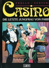 Cover Thumbnail for Casino (comicplus+, 1994 series) #[nn]  Die letzte Jungfrau von Paris