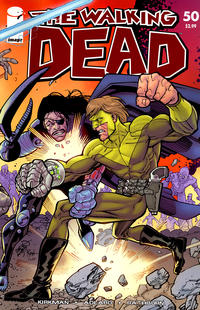 Cover for The Walking Dead (Image, 2003 series) #50
