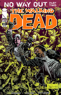 Cover Thumbnail for The Walking Dead (Image, 2003 series) #81