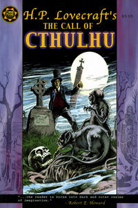 Cover Thumbnail for H.P. Lovecraft's The Return of Cthulhu (Cross Plains Comics, 2000 series)