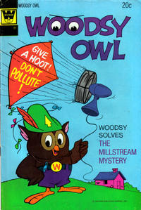 Cover Thumbnail for Woodsy Owl (Western, 1973 series) #3 [Whitman Variant]