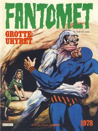 Cover Thumbnail for Fantomet årsalbum (Semic, 1977 series) #1978