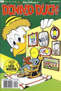 Cover Thumbnail for Donald Duck & Co (Hjemmet / Egmont, 1997 series) #3/2011