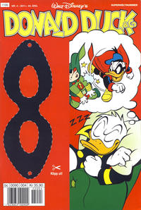 Cover Thumbnail for Donald Duck & Co (Hjemmet / Egmont, 1948 series) #4/2011