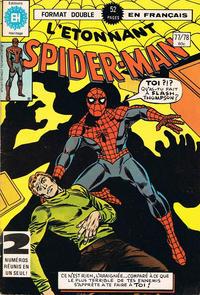 Cover Thumbnail for L'Étonnant Spider-Man (Editions Héritage, 1969 series) #77/78