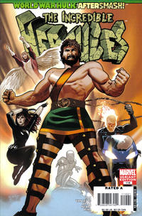 Cover Thumbnail for Incredible Hercules (Marvel, 2008 series) #114 [Variant Edition]