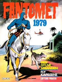 Cover Thumbnail for Fantomet årsalbum (Semic, 1977 series) #1979