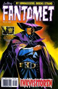 Cover Thumbnail for Fantomet (Hjemmet / Egmont, 1998 series) #12/2002