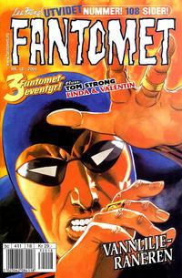 Cover Thumbnail for Fantomet (Hjemmet / Egmont, 1998 series) #18/2003