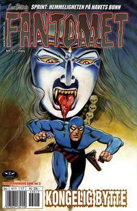Cover Thumbnail for Fantomet (Hjemmet / Egmont, 1998 series) #17/2005