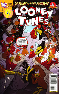 Cover Thumbnail for Looney Tunes (DC, 1994 series) #186 [Direct Sales]
