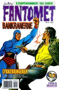 Cover Thumbnail for Fantomet (Hjemmet / Egmont, 1998 series) #6/2002
