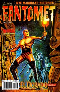 Cover Thumbnail for Fantomet (Hjemmet / Egmont, 1998 series) #3/2002